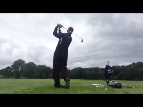 Easiest swing in golf, for Senior golfers , less tension-Easier golf shots