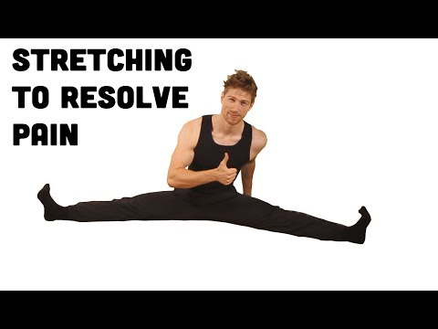 Stretching To Resolve Pain!