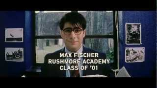 Rushmore - Trailer - (1998) - HQ