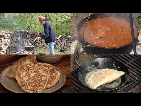 Burgoo, Cornbread Cakes, Fried Apple Pies, Mussels and KY Festivals (Episode #374)