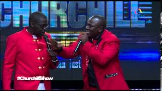 Pastor Victor Kanyari on the Churchill Show