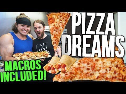 EASY VEGAN PIZZA ROLLS RECIPE! (ft. The Vegan Zombie)