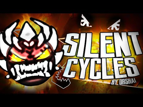[IMPOSSIBLE LEVEL] ''SILENT CYCLES'' - BY DRSHAI - GEOMETRY DASH [2.1]