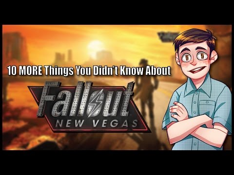 10 MORE Things You Didn't Know About Fallout: New Vegas