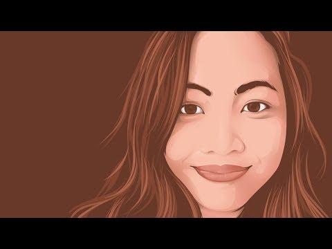 FREE VECTOR WINNER - Cartoon Effect / Vector Art / Vexel Art - Photoshop (Tutorial)