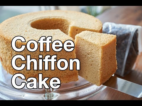 How to Make Chiffon Cake (Coffee Flavor!) | Belly on a Budget | Episode 14