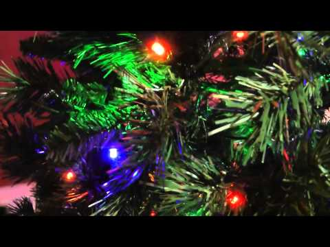 Duchess Spruce Slim Pre Lit Christmas Tree