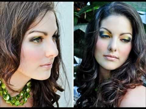 CMC Makeup School Portfolio Work