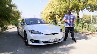 2019 Tesla Model S Test Drive - تجربة قيادة تيسلا موديل إس 2019