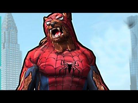 Spider-Man is a Werewolf! | MARVEL: Spider-Man Unlimited