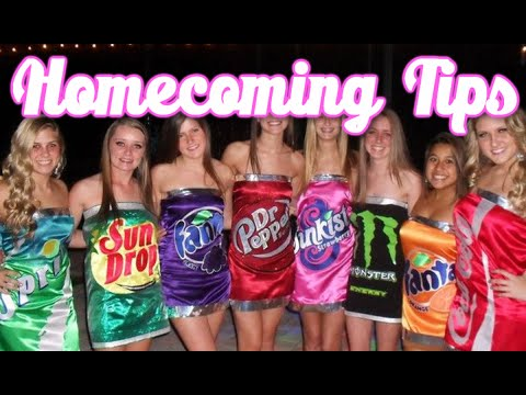Homecoming: How to Ask Someone to Homecoming