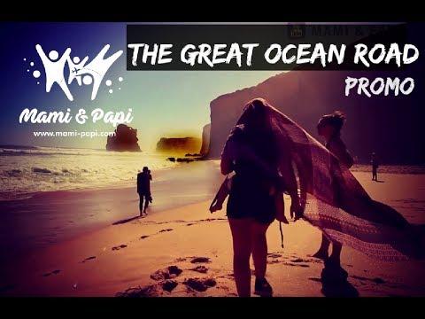 Great Ocean Road   Australia   Travel Promo   Mami & Papi