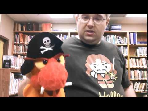 Kansas City Clowns: Adventures in Puppet Making - Stuffed Animals into Puppets Part 02