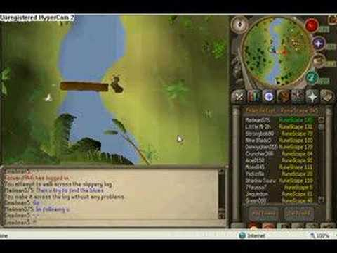 We find green and blue geckos in runescape.