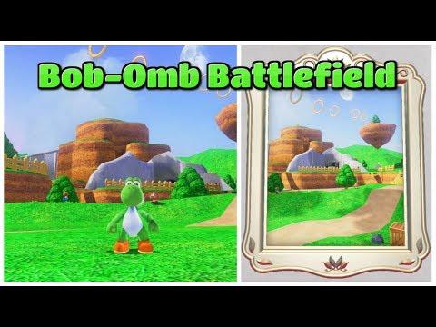 Download A BOB-OMB BATTLEFIELD REMAKE in Super Mario Odyssey