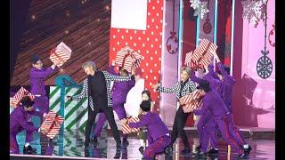 191225 SBS 가요대전 - OPENING 크리스마스 스페셜 스테이지 캐롤소년단 방탄소년단 BTS FANCAM