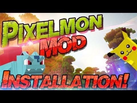 ༺ Minecraft 1.10.2 Pixelmon Mod Tutorial ༻ 172 Pokemon in Minecraft! Windows + Mac | German Deutsch