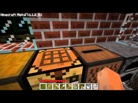Minecraft How to Make TNT