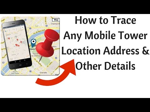 How to trace Any Mobile tower location Details in India
