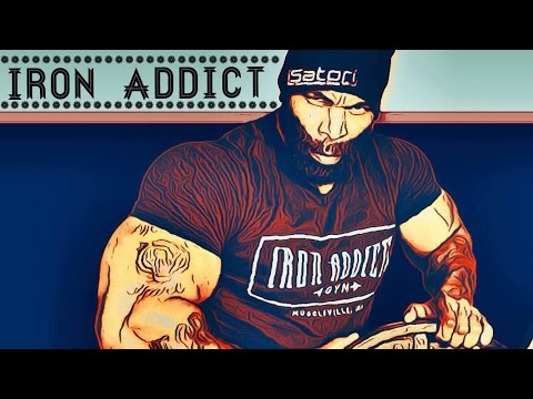 CT FLETCHER - THE KING OF THE GYM