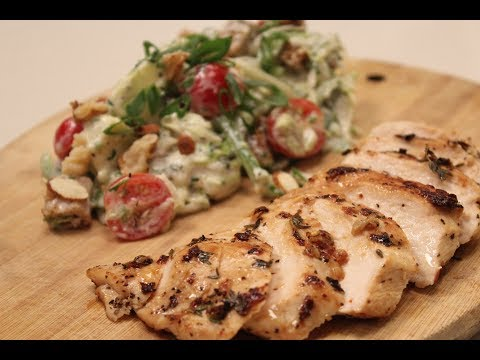 Chicken Salad | Sanjeev Kapoor Khazana