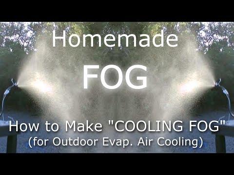 DIY Evap. Air Cooling! How To Make