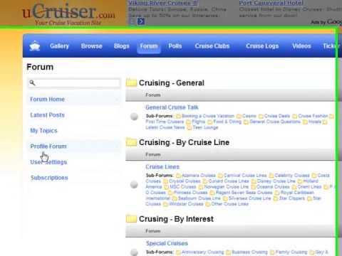 uCruiser - How To Insert HTML Code for Countdown Widget