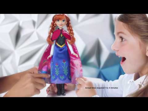 Disney Frozen Story Cape | Elsa and Anna