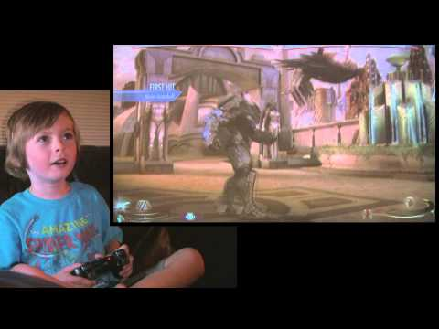 Let's Play INJUSTICE: GODS AMONG US - Lex Luthor vs Hawkgirl #PS3