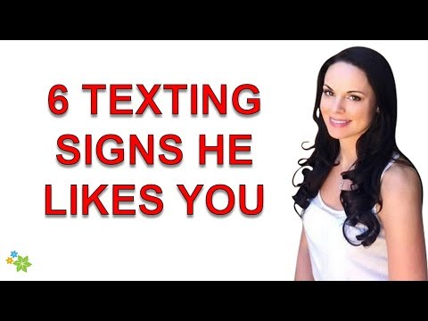 How to Know If a Guy Likes You Through Texts (6 Signs He's Interested)