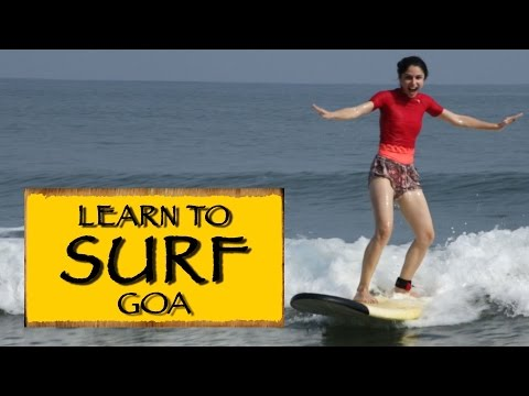 Surfing || Goa