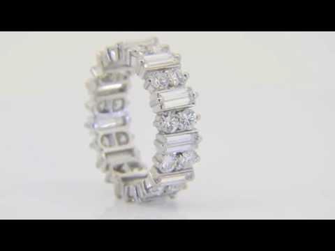 Buy 3.5ct diamond eternity ring for sale www.jethromarles.co.uk