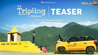 TVF Tripling Season 2 | Teaser | All episodes streaming April 5th on TVFPLAY & SONYLIV