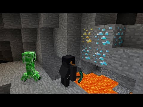 Minecraft | FRIEND OR FOE? | MINING ADVENTURE! (44)
