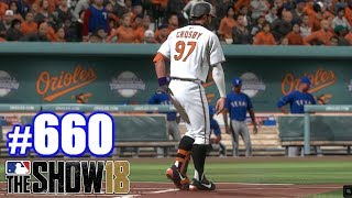 LITERALLY MOONWALKING INTO HOME! | MLB The Show 18 | Road to the Show #660