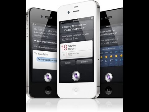 How to Install Siri On iOS 6.1 Work On iPhone 4, 3Gs, iPod Touch 4G & ipad 2 - iOS 6 /6.0./6.0.1