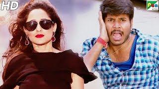 Pragya Jaiswal - Cell Phones Robbery Scene   Mass Masala (Nakshatram) Hindi Dubbed Movie