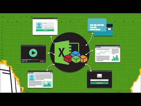 Complete Web Automation with Excel VBA - New Promo!