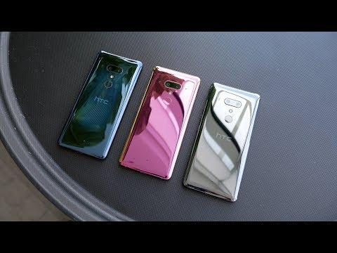 Meet the HTC U12+ - Living on the Edge?