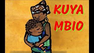 Kuya mbio - Comptine africaine pour maternelles (avec paroles)