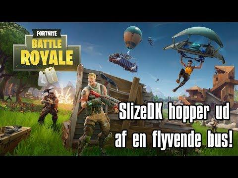 Fortnite Battle Royale - Gratis, prøv det! (HD)