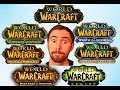 Asmongold reacts to ALL World of Warcraft Cinematics  before BfA
