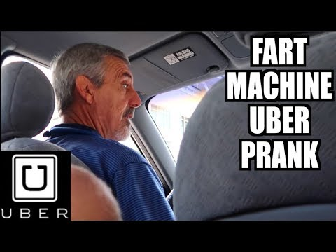 FARTING IN AN UBER PRANK!! JSC Ep 8 | JOOGSQUAD PPJT
