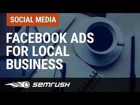 How to Get Customers to Your Local Business with FaceBook Ads