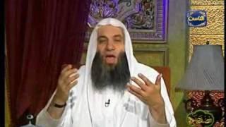 لماذا نتوضأ من لحم الأبل للشيخ محمد حسان.avi