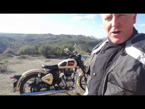 Royal Enfield 500 classic review