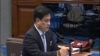 Senate Session No. 32 (November 5, 2019)