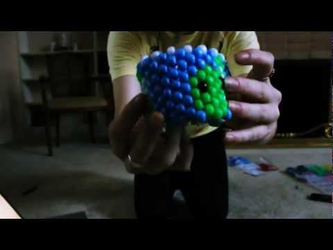 How to Make a Yoshi Kandi Cuff