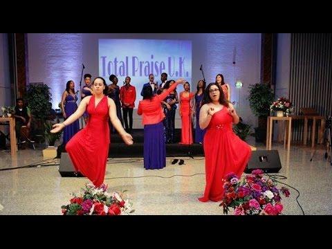 Total Praise UK Visits Netherlands