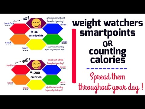 Guide to Spreading Out Your Weight Watchers SmartPoints or Calories During the Day